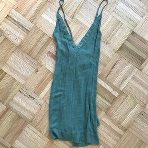 Light weight tank top dress